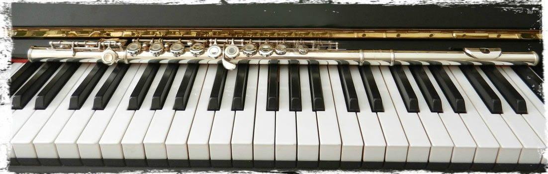 Profesosa de Piano y Flauta Traversa